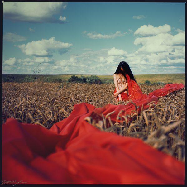 diosa roja